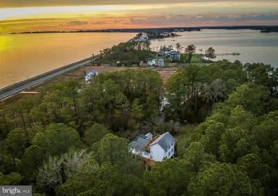 Saint Marys County Single Family Home For Sale: 16664 Piney Point Road