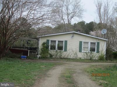 Saint Marys County Single Family Home For Auction: 20215 Janeen Lane