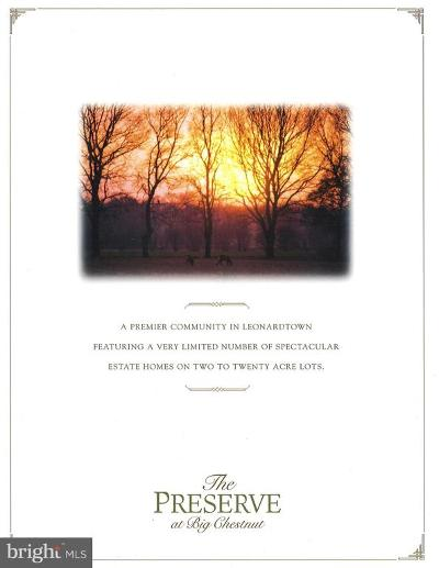Leonardtown Residential Lots & Land For Sale: 40070 Green Tree Drive