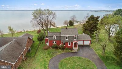 Single Family Home For Sale: 17203 Piney Point Road