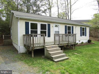 Saint Marys County Single Family Home For Sale: 19762 Oak Court