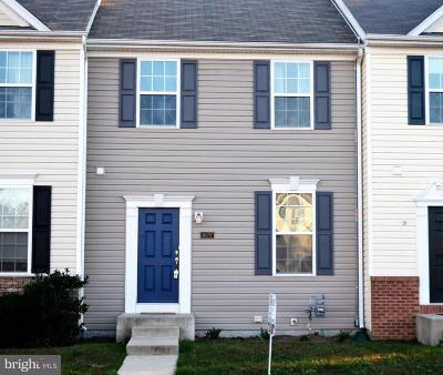 Saint Marys County Townhouse For Sale: 46375 Shining Willow Lane #F