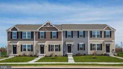 Saint Marys County Townhouse For Sale: 46350 Sandbar Lane #E
