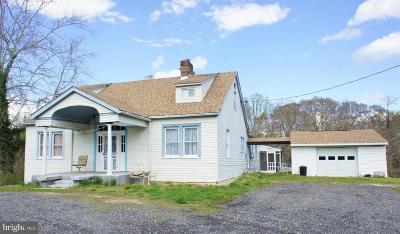 Multi Family Home For Sale: 44588 Reeder Sanders Lane