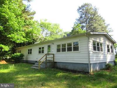 Calvert County, Saint Marys County Single Family Home For Sale: 20620 Colton Point