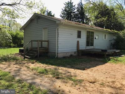 Calvert County, Saint Marys County Rental Under Contract: 23539 Mervell Dean Road