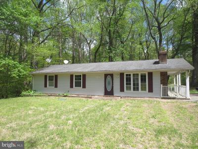 Mechanicsville Single Family Home For Sale: 27020 Cox Drive