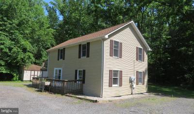 Charles County, Calvert County, Saint Marys County Single Family Home For Sale: 20635 Goddard Road