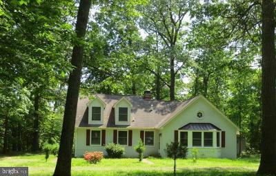 Saint Marys County Single Family Home For Sale: 23757 Mill Pond Lane