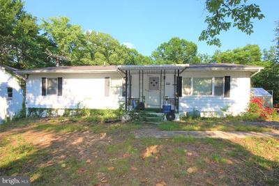 Lexington Park Single Family Home For Sale: 20478 Poplar Ridge Road