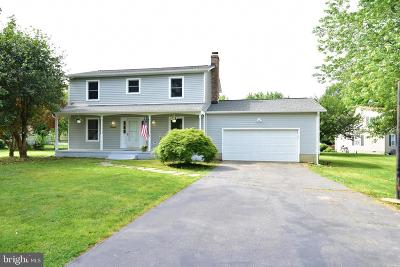 Hollywood Single Family Home Active Under Contract: 25521 Allston Lane