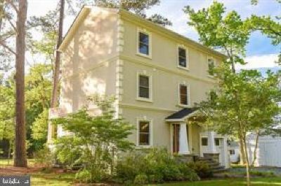 Saint Marys County Single Family Home For Sale: 17493 River Drive