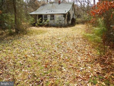 Saint Marys County Residential Lots & Land For Sale: 17695 Steuart Petroleum Road