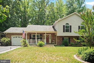 Saint Marys County Single Family Home For Sale: 35763 Army Navy Drive