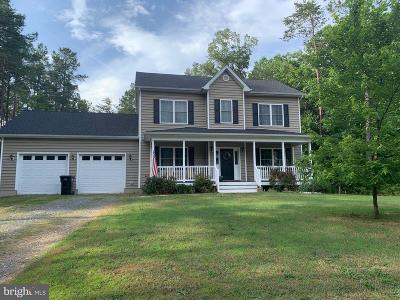 Leonardtown Single Family Home For Sale: 21104 Woodmere Drive