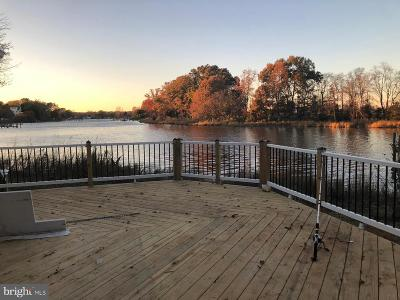 Charles County, Calvert County, Saint Marys County Single Family Home For Sale: 37526 River Springs Road