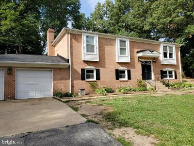 Charles County, Calvert County, Saint Marys County Single Family Home For Sale: 37629 Beverly Drive