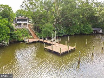 Saint Marys County Single Family Home For Sale: 44942 Blackistone Circle