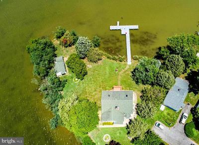 Saint Marys County Single Family Home For Sale: 38040 Beach Road