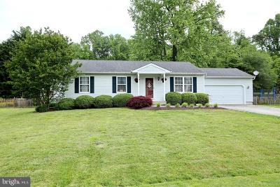 Mechanicsville Single Family Home For Sale: 35466 Golf Course Drive