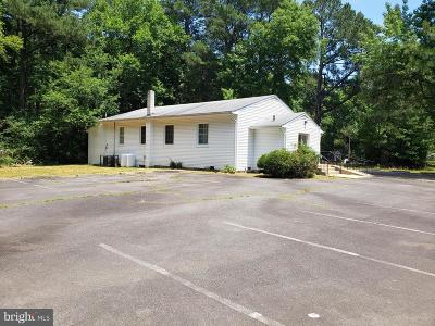Saint Marys County Commercial For Sale: 47316 Lincoln Avenue
