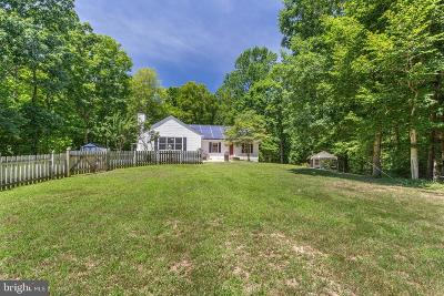 Saint Marys County Single Family Home Under Contract: 27221 Primrose Lane