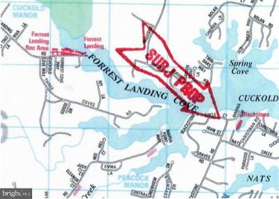 Saint Marys County Residential Lots & Land For Sale: Lot 3 Blackistone Circle