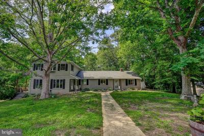 Saint Marys County Single Family Home For Sale: 24888 Hill Road