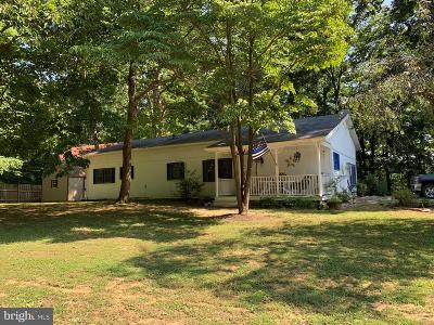Single Family Home For Sale: 39490 Mount Wolf Road