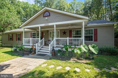 Mechanicsville Single Family Home For Sale: 39831 New Market Turner Road