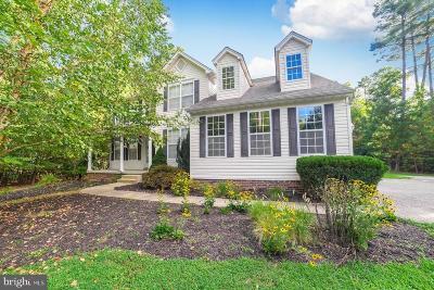 Lexington Park Single Family Home For Sale: 48406 Princess Court