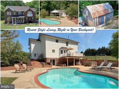 Saint Marys County Single Family Home For Sale: 38761 New Market Turner Road