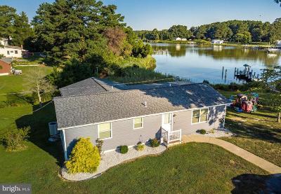 Anne Arundel County, Calvert County, Saint Marys County Single Family Home For Sale: 38122 Beach Road