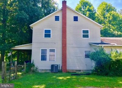 Saint Marys County Single Family Home For Sale: 36600 Dog Park Lane