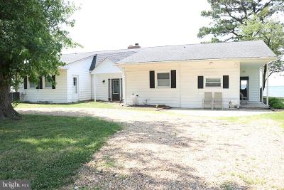 Saint Marys County Single Family Home For Sale: 17935 River Shore Drive