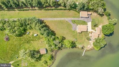 Saint Marys County Single Family Home For Sale: 20718 Clarence Gass Road