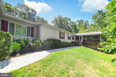 Saint Marys County Single Family Home For Sale: 49345 Fords Lane