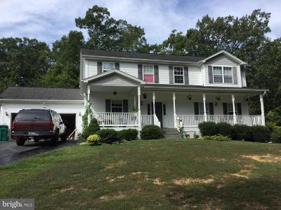 Lexington Park Single Family Home For Sale: 18401 Matthews Drive