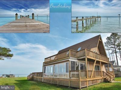 Saint Marys County Single Family Home For Sale: 14940 Chesapeake Bay Drive