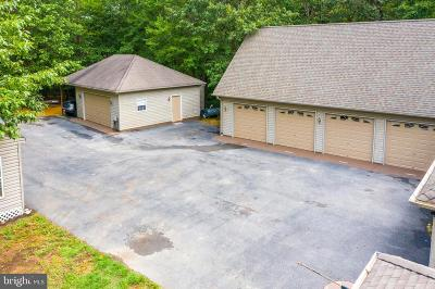Mechanicsville MD Single Family Home For Sale: $549,000