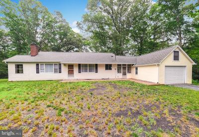 Saint Marys County Single Family Home For Sale: 20370 Flat Iron Road