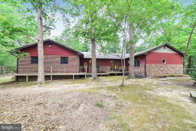 Saint Marys County Single Family Home For Sale: 44445 Medleys Neck Road