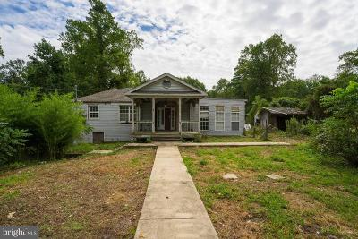 Mechanicsville Single Family Home For Auction: 27202 Cleveland Street