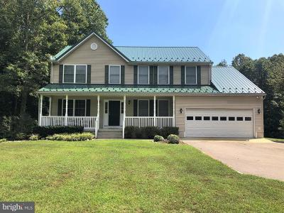 Mechanicsville Single Family Home For Sale: 38350 Deans Way