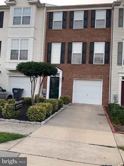 Charles County, Calvert County, Saint Marys County Townhouse For Sale: 46016 Gooseneck Drive