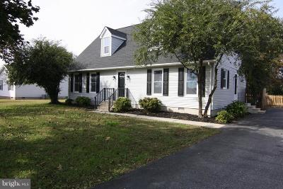 Princess Anne Single Family Home For Sale: 30070 Deal Island Road