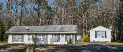 Princess Anne Multi Family Home For Sale: 29004 Deal Island Road