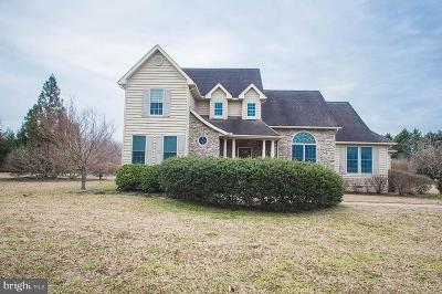 Princess Anne Single Family Home For Sale: 14185 Melody Drive