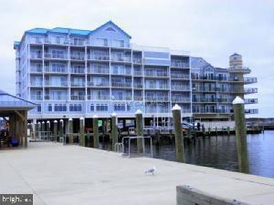 Crisfield Condo For Sale: 1021 W Main Street #101