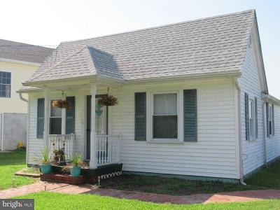 Crisfield Single Family Home For Sale: 2840 Calvary Road